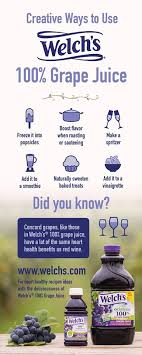 welch s light grape juice nutrition facts 15 best heart healthy living images on pinterest heart healthy
