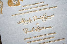 letterpress invitations autumn leaves letterpress invitations invitation crush