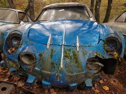 lexus parts barn video the almost forgotten gombert car collection barn find