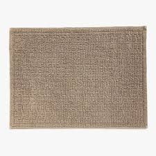 Cotton Bath Rugs Reversible Bathmats Bathroom Zara Home United States Of America