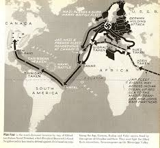 Mapping America by Jf Ptak Science Books Mapping The Invasion Of America 1942
