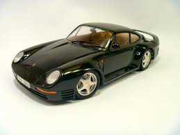 porsche old models another old build testors fujimi 1 16 scale porsche 959 scale