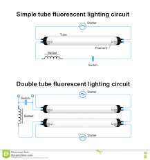 fluorescent light wire diagram wiring diagrams