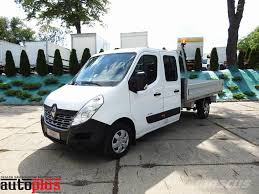 renault master 2015 used renault master skrzynia doka 7 miejsc a c service pickup