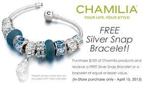 free bracelet images Free chamilia silver snap bracelet satterfield 39 s jewelry jpg
