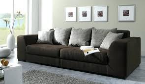gros canapé grands coussins pour canape coussin pour canape palette maison