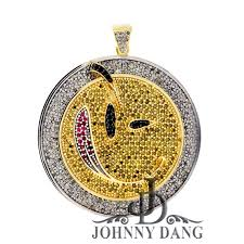 custom pendant welcome to johnny dang