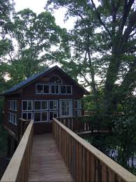 8 amazing tree houses you can stay in near st louis