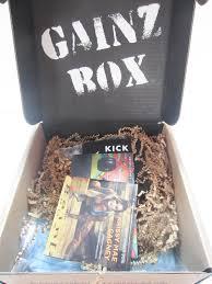 gainz box subscription review coupon u2013 september 2016 my