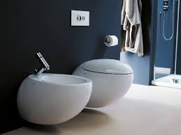 Modern Bidet Toilet Laufen An Egg And Tuna For The Bath U2039 Architects And Artisans