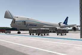 boeing 747 8 series