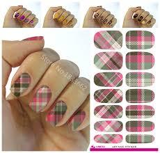 aliexpress com buy new fashion water transfer foil nail stickers