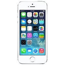 buy tesco mobile apple iphone 5s 16gb ios7 silver