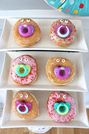 baby shower babies pacifier donut babies baby shower food baby shower