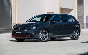 peugeot 308 gti white 2016 peugeot 308 gti 250 review video performancedrive