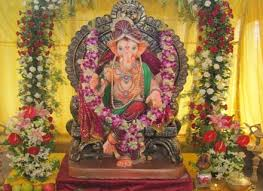 decoration themes for ganesh festival at home ganesh chaturthi important how to s perform ganesh staphna