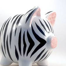monogrammed piggy bank best 25 personalized piggy bank ideas on piggy banks