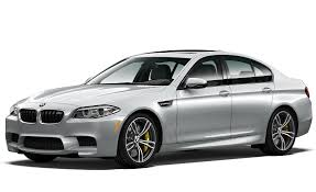 bmw m5 limited edition has 600 hp special silver paint u2013 news