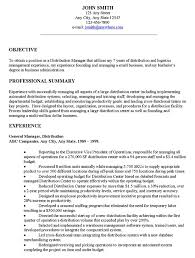 Example Of A Summary On A Resume by Creative Design Example Of An Objective On A Resume 9 Objective