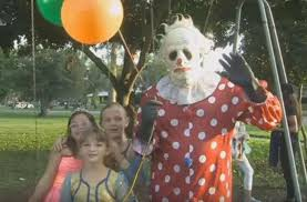 wrinkles the clown will scare your kids for a fee parenting