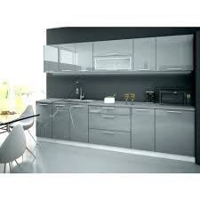 meuble avec plan de travail cuisine meuble plan travail cuisine cuisine bois et plan de travail noir