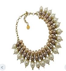 coloured pearl necklace images 3 coloured pearl necklace confusion fashion accessories png