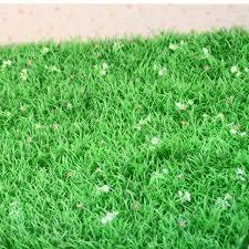 Green Turf Rug Fine Grass Extended 247 Artificial Turf 40x60x7 5cm Artificial