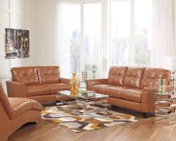 Distressed Leather Loveseat Sofas Amazing Burnt Orange Sectional Natuzzi Leather Sofa