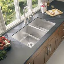Undermount Double Stainless Steel Sink Home Design - Stainless steel kitchen sink manufacturers