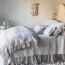 Linen Bed Covers - bella notte linens ships free