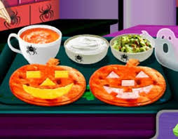 girlsgogames cuisine play free s cooking class o lantern quesadillas
