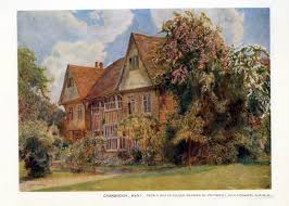 English Country Cottages Studio Special Number Old English Country Cottages 1906 See