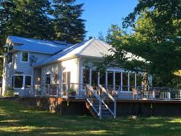 the bungalow on the shore in west sound vrbo