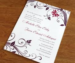 how to design your own wedding invitations create your own wedding invitations online niengrangho info