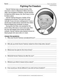 collections of harriet tubman printable worksheets wedding ideas