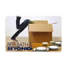 housewarming gift registry house warming gift card bed bath beyond