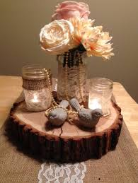 vintage centerpieces my mock vintage rustic centerpieces weddingbee