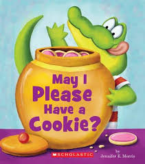 may i a cookie book by e morris 3