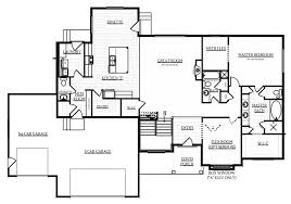Gallery Floor Plans by Monterey Home Floor Plan Visionary Homes
