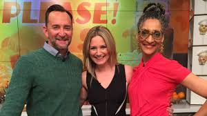 the chew u0027s schedule for the week of 12 07 brooke burke elizabeth
