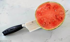 kitchen knives that never need sharpening nasa creates a knife that will never need to be sharpened daily