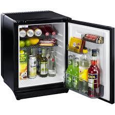 mini frigo pour chambre dometic réfrigérateur mini bar 34 litres 34 l noir aci