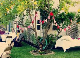Summer Party Decorations Outdoor Summer Party Decorations Decorating Of Party