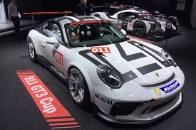porsche gtr 2017 2017 porsche 911 gt3 cup car unveiled at paris motor show total 911