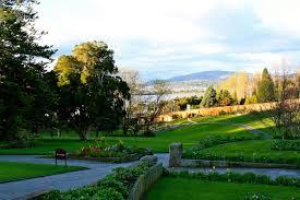 Botanic Gardens Hobart Postcard From Royal Tasmanian Botanical Gardens Hobart C Est