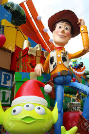 hong kong 13 nov toy story christmas decorations release in