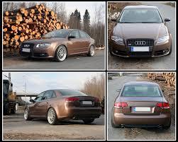 lexus bbs wheels brown metallic vinyl wrapped audi a4 with bbs wheels http shop