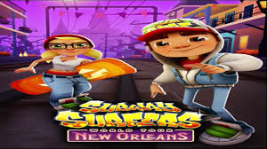subway surfers world tour new orleans halloween gameplay hd