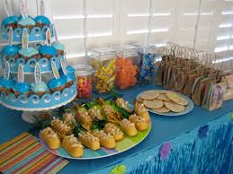 home decorating parties with homemade hawaiian luau decorations