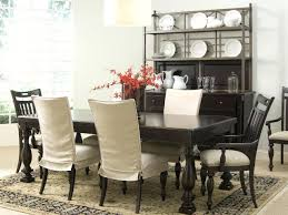 terrific dining room with slipcovered chairs tracey ayton